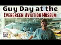 Evergreen Aviation Museum in McMinnville, Oregon