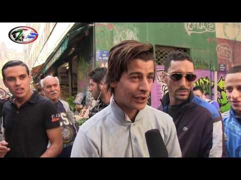 Marseille:Les compatriotes Algériens sur le 4éme mandat de Bouteflika