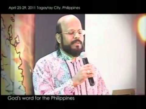 God's Word For The Philippines Part 1 video