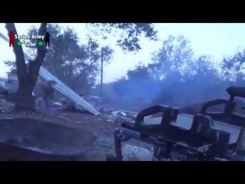 Syrian War 2014 - Battlefield Syria - Syria Battle #3