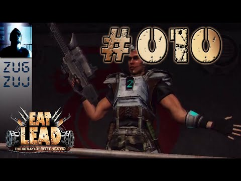 Lets Play Eat Lead: The Return of Matt Hazard (German) [Blind/HD] Vol.10