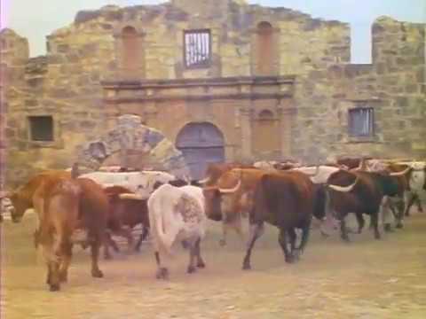 The making of  John Wayne's The Alamo