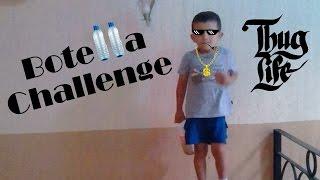 Botella Challenge  Pipiro