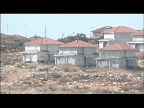 Israel pursues plans to expand West Bank settlements
