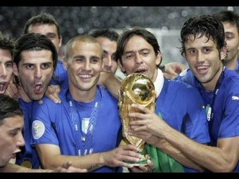 Italy - France 5-3 - Germany World Cup Final 2006 FULL MATCH