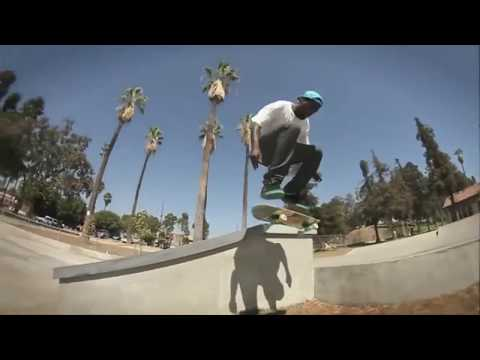 Best Black Pro SKateboarders  Part 1 (2011) promo
