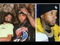 J.I.D. Responds To Tory Lanez Who Called Out The Entire Dreamville Roster To Beef With Leader J.Cole