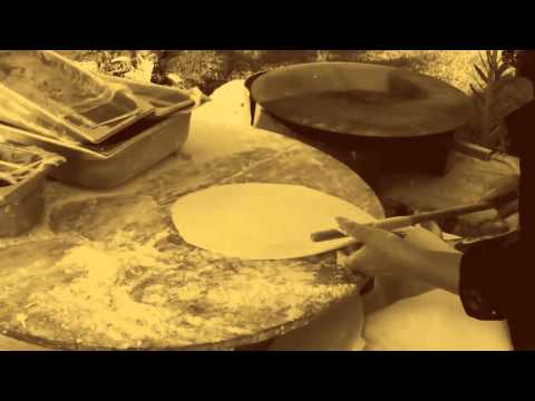 How to make Crepes – Gözleme