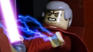 LEGO Star Wars - Mace Windu vs Palpatine - Palpatine
