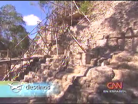 Nuevo Hallazgo Maya en El Mirador 1/3