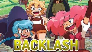 High Guardian Spice BACKLASH! Crunchyroll's First Original Series - Roundtable Roundup