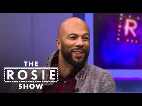 Common's Uncommon Rise to Fame - The Rosie Show - Oprah Winfrey Network