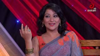Rater Tara (রাতের তারা ) Dipa Khondokar & Maznun Mizann Interview | Asian TV Entertainment