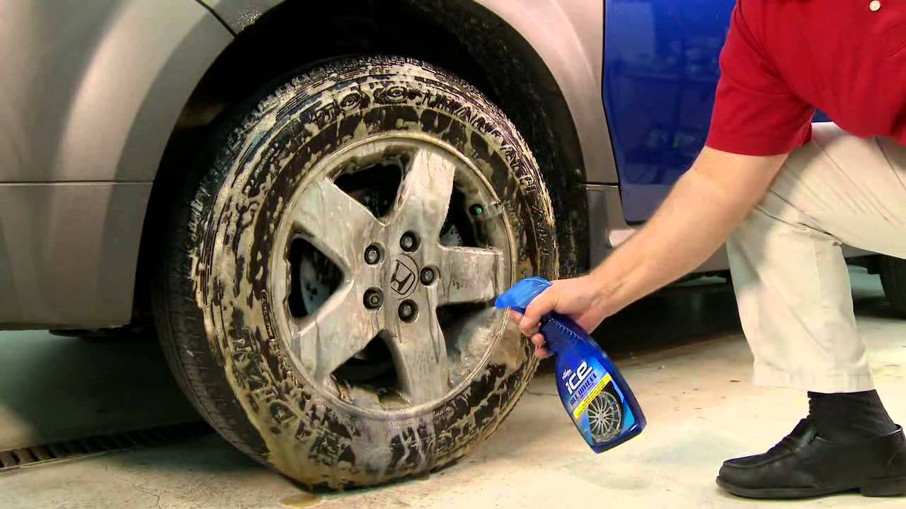 How to Clean Tires and Wheels - Pep Boys - YouTube
