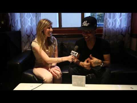 J. Holiday Gives Us The Scoop On His Music