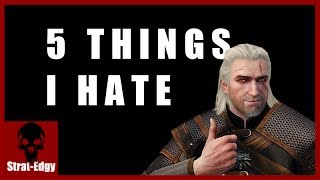 Five Things I Hate In AAA Game Design