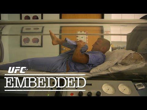 UFC 177 Embedded Vlog Series  Episode 1