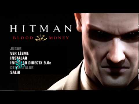 Descargar e Instalar Hitman Blood Money Full y En Español-  HD