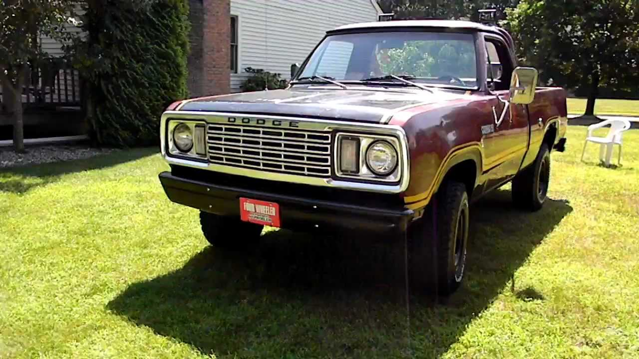 Craigslist 1978 Ford Stepside | Autos Post