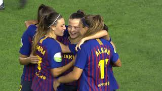 RESUMEN J5 | FC Barcelona 9-1 Rayo Vallecano
