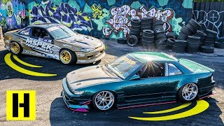 Can a Street Spec Drift Car Hang With a 1000hp Pro Drift Car?