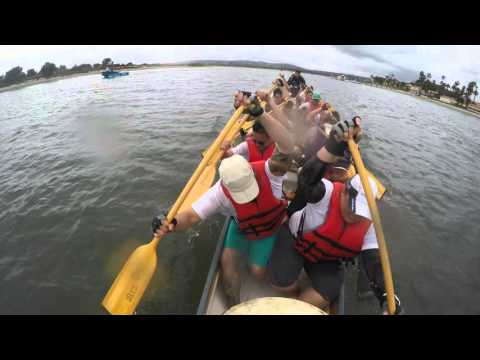 2016 SD Dragon Boat Race - Team Stealth: Finals