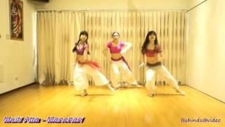 2016-04-10 Balu's Multi Atta Dance - Manohari