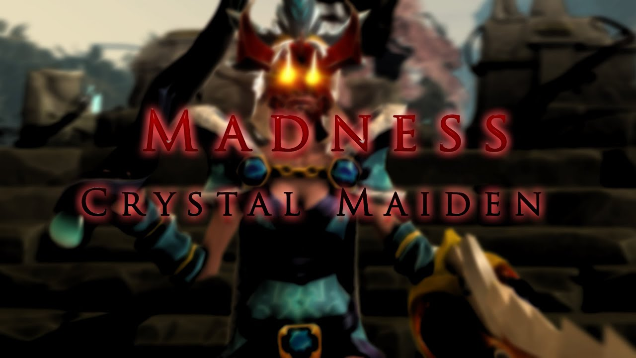 Madness Crystal Maiden SFM Dota 2 YouTube