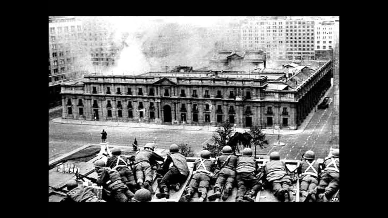 Ditadura militar no Ch... Ditadura