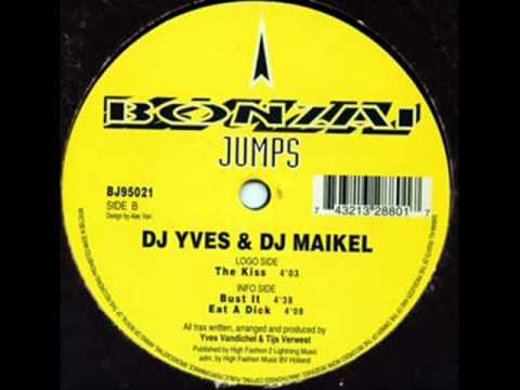 Dj Yves & Dj Maikel - The Kiss