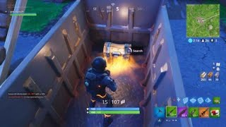 Stealing adrop in fortnite BR