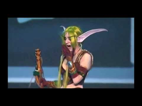 Best of Blizzcon 2009 Costume Contest (Edited)