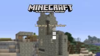 Minecraft: PlayStation®4 Edition 1.14 ish part 6