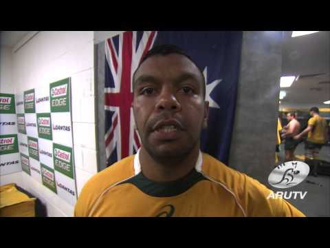 Wallabies post 12-all draw reactions | Rugby Championship video - Wallabies post 12-all draw reactio