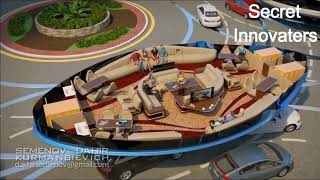 Amazing Cars   New Flying Car    American and japan cars Transportation  technology
