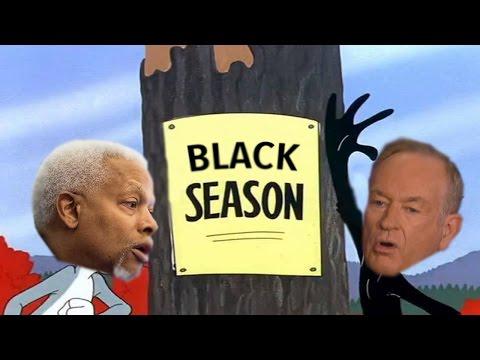 Bill O'reilly & Rep. Hank Johnson : Racial Open Season video