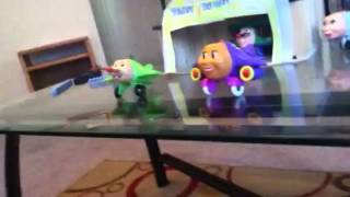 Jay Jay the jet plane toy music