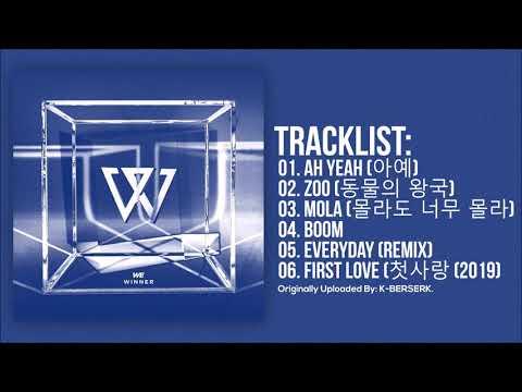 [Full Album] WINNER - WE