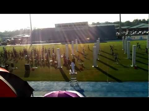 Harrison Central Band - Gulf Coast Contest 2012
