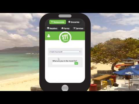 St Thomas Food Delivery Service | STT Direct
