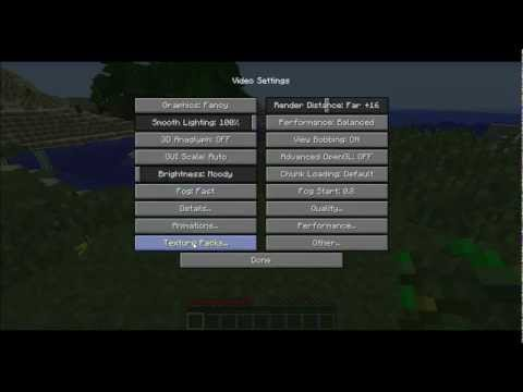*BEST TUTORIAL* How to install Optifine/Zoom mod for minecraft update 1.6.2 (Svenska) (HD)