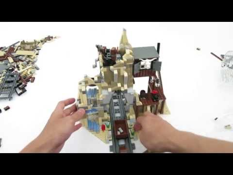 LEGO Lone Ranger 79110 Silver Mine Shootout Review