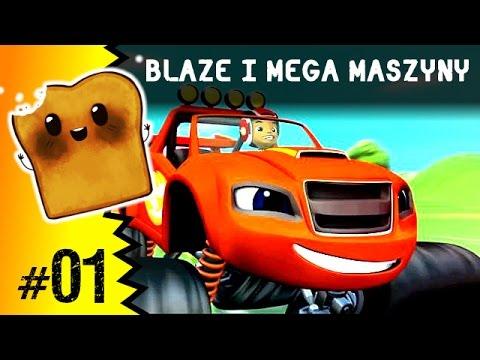 BLAZE I MEGA MASZYNY | Darmowe Gry Online | BLAZE TOOL DUEL