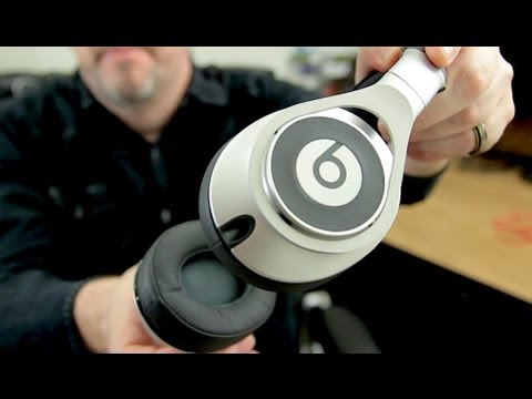 Beats By Dr Dre Executive Headphones Review YouTube