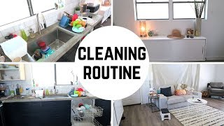 Working Mom Cleaning Routine | Clean With Me