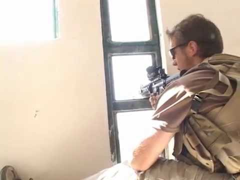Blackwater Gunfight Najaf Rooftop