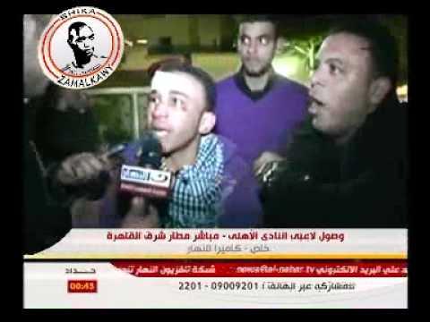 بعض المصابين يروا ما حدث فى موقعة بورسعيد.wmv Music Videos