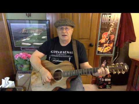 261b -  Same Old Lang Syne -  Dan Fogelberg vocal & acoustic guitar cover & chords