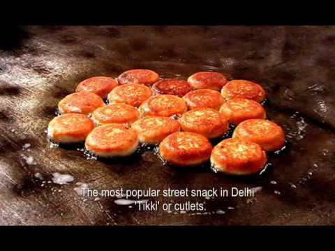 Indian Street Food-ramlila Grounds, Delhi video