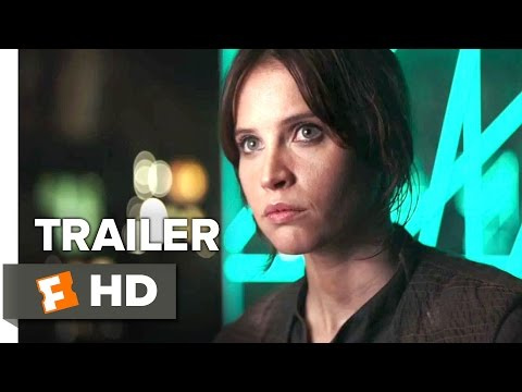 Rogue One: A Star Wars Story Teaser TRAILER 1 (2016) - Mads Mikkelsen, Alan Tudyk Movie HD